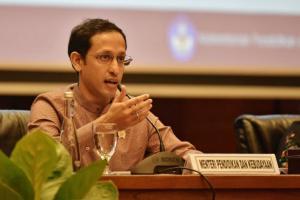 Menteri Nadiem Minta Waktu Cari Solusi Atasi Kekerasan Seksual di Kampus