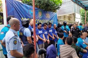 BNN Umumkan 5 Tersangka Kasus Rumah Pabrik Narkoba di Bandung
