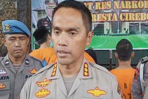 Kapolresta Cirebon: Ada Peralihan Penggunaan Narkotika ke Obat Keras Terbatas