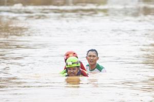 Dinsos Jabar: Bantuan Logistik Sudah Dikirim ke Karawang dan Subang