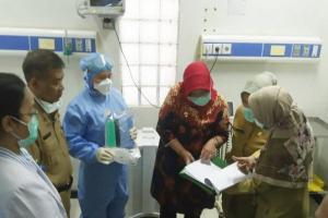 Antisipasi COVID-19, Pemkab Bogor Siagakan RSUD