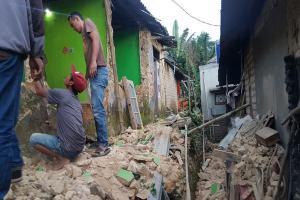 Pemprov Jabar Janji Bergerak Cepat Tangani Gempa di Sukabumi