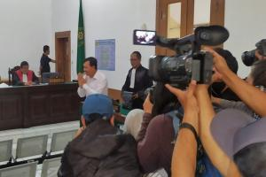 Mantan Sekda Jabar Divonis Empat Tahun Penjara