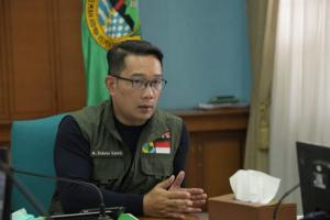 Gubernur Jabar: Opsi 'Lockdown' Zona Merah Akan Dirampungkan