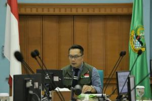 Gubernur Jabar Minta Bantuan APD ke Pusat
