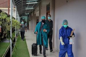 Wawali Kota Bogor: Hari ini Tiga Kasus Positif COVID-19 Dinyatakan Sehat
