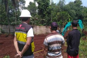 Pengusaha Muda Cianjur Hibahkan Lahan Makam untuk Korban COVID-19