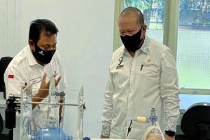 Ketua DPD Desak Pemerintah Tugaskan PT Pindad Produksi Ventilator