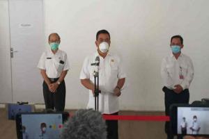 Seorang Perawat RSD Gunung Jati Cirebon Positif COVID-19