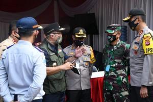 Hari Pertama PSBB Bandung Raya, Intensitas Lalin Turun Drastis