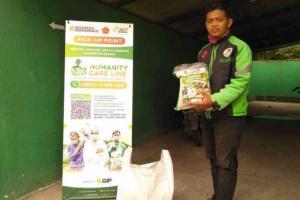 ACT Distribusikan Pangan di Masa Pandemi COVID-19 untuk Warga Bekasi