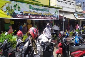 Hari Pertama PSBB Parsial di Cianjur, Aktivitas Warga Masih Normal