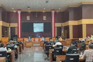 DPRD Kota Bogor Apresiasi Kinerja Pemkot Tahun Anggaran 2019