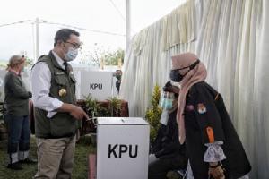 Kang Emil: Pilkada di Jawa Barat secara umum baik