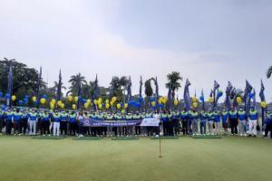 Turnamen golf IKA UII  resmi digelar