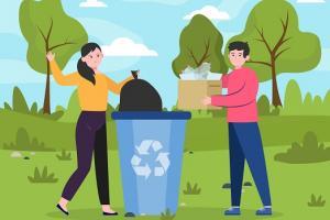 306 Kader Bedas Bersih Sampah Bantu Atasi Sampah di Bandung