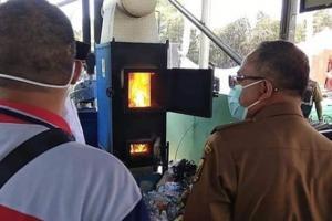 Pemkab Sukabumi Targetkan Tiap Desa Miliki Alat Pengurai Sampah