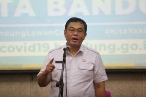 18.000 Keluarga Penerima Manfaat Kab. Bandung Akan Terima Bansos Uang Tunai