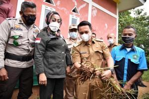 Wabup Bandung: Kampung Bedas Bentuk Komitmen Pemkab dalam Pembangunan Berkelanjutan
