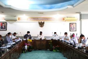 PPKM Diperpanjang, Pilkades Serentak Kab. Serang Ditunda