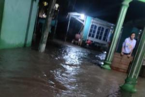 Banjir Landa Kecamatan Boros dan Pabuaran Kab. Serang