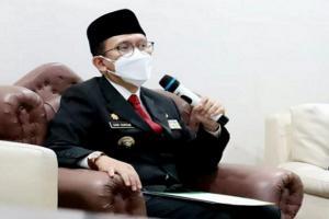 Pj. Bupati Bekasi Targetkan Pembebasan Lahan Cikarang-Cibarusah Selesai 2021
