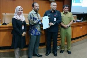 Pemkab Tangerang Raih Penghargaan SP4N-LAPOR Terbaik Kedua se-Nasional