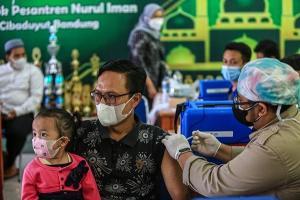 Gelar PTM Terbatas, Pemkab Bandung Terapkan Prinsip BEDAS