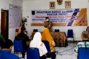 Pemerintah Kelurahan Pasir Gunung Selatan Depok Gelar Pelatihan Pencegahan KDRT