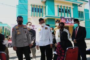 Wagub Banten Minta Prioritaskan Vaksianasi di Daerah Penyanggah Ibu Kota