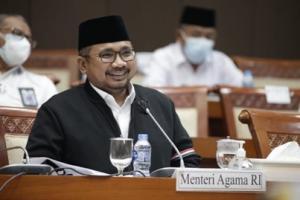 Menag Pastikan Insentif Guru Madrasah Bukan PNS Cair Oktober 2021