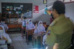 PTM di Kota Bogor Dimulai 4 Oktober 2021, Begini Syaratnya