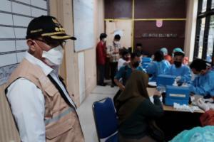 5.190 Warga Bojongsari Depok Terima Vaksinasi Dosis Kedua
