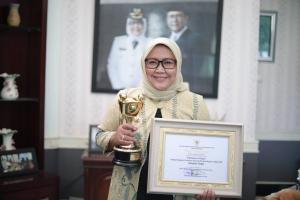 Wujudkan Kesetaraan Gender, Pemkab Bogor Raih APE 2021