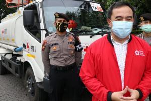 Temuan Kupon Donasi di Nomor Antrean Vaksin, PMI Kab. Tangerang: Itu Menyesatkan