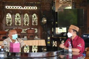 Mensos dan Gubernur Gorontalo Saling Memaafkan soal Pendamping PKH