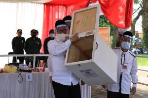Antisipasi Calon Pemilih Positif Covid-19, Pemkab Tangerang Sediakan TPS Khusus