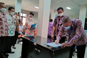 Pelantikan Pejabat BPBD Kab.Tangerang, Kabid Kedaruratan dan Logistik: Akan Publikasi Kinerja