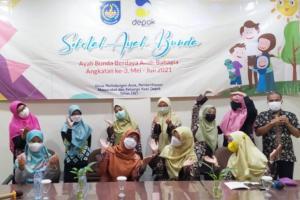 Program Sekolah Ayah Bunda Depok Masuk Top 45 KIJB 2021