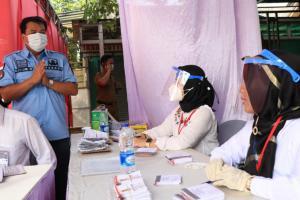 70 Titik Lokasi Pilkades Serentak di Tangerang Sediakan Layanan Vaksinasi