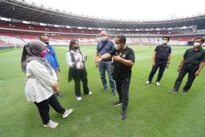 Pemkot Bandung Studi Tiru GBK, Sarana Olahraga Akan Dioptimalisasi