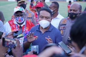 Menpora Tepis Isu 7 Atlet PON Papua Kabur dari Isolasi Covid-19