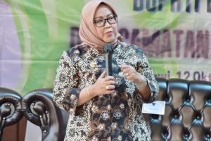 Program Samisade Bangun 4 Km Jalan di Kecamatan Ciawi Bogor
