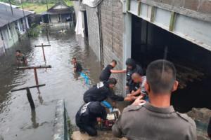 120 Rumah di Padang Panjang Sumbar Terendam Banjir