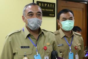 ASN Pemkab Tangerang Dilarang Bepergian Saat Libur Maulid Nabi