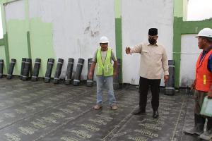 Renovasi Masjid Al-Mukarromah Kukar Ditargetkan Selesai Desember 2021