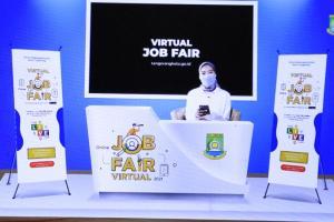 1.237 Lowker Kota Tangerang Ditawarkan Lewat Virtual Job Fair