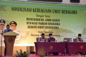 Taman Edukasi Kerukunan Umat Beragama bakal Dibangun di Jabar