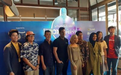 Tiga Penyanyi Muda Jadi Juri di 'Joox Karaoke Superstar 2'