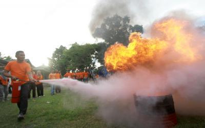 Kemarau, Kebakaran dan Kekeringan Terdominan di Sukabumi